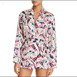 NWT Sam Edelman robe and FREE panty Size Small